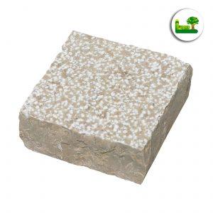 Kanfanar Pflasterwürfel - Kroatischer Kalkstein