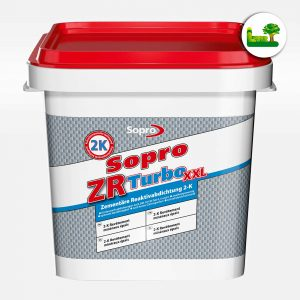 Sopro ZR Turbo - zementäre Reaktivabdichtung
